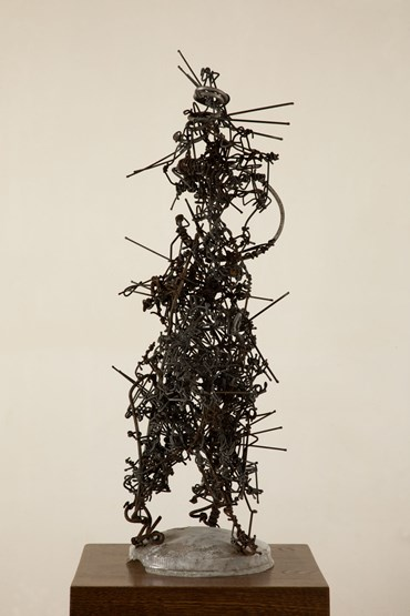 Changiz Shahvagh, Untitled, 1991, 10007