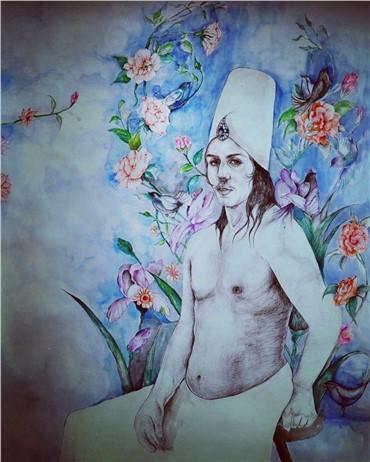 , Ebrin Bagheri, Untitled, 2012, 14288