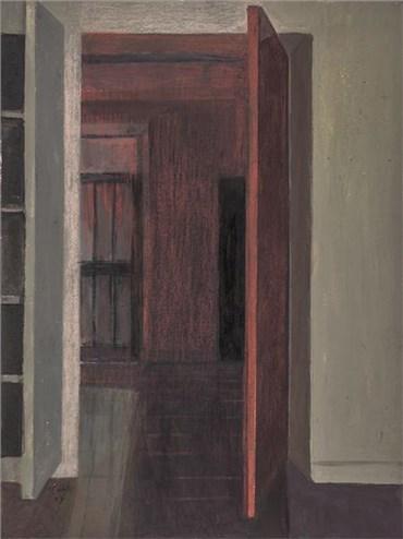 Painting, Masoumeh Mozaffari, Untitled, 2017, 26118