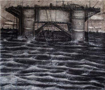Painting, Pegah Rajamand, Untitled, 2019, 23960