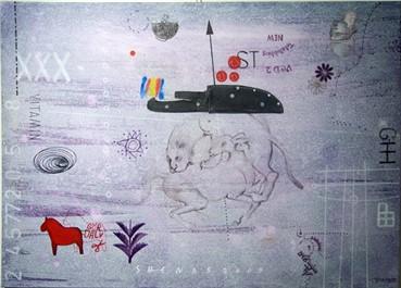 , Jamshid Haghighat Shenas, Untitled, 2009, 2160