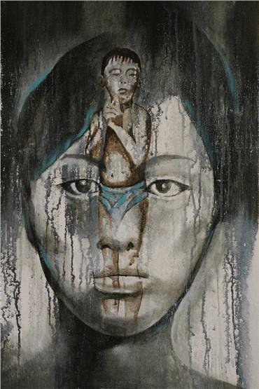 , Saeed Khavarnejad, Untitled, 2013, 13513