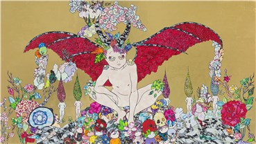 , Soraya Sharghi, Slay The Dragon, 2018, 24185