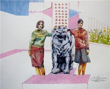 , Mehdi Farhadian, Untitled, 2008, 7040
