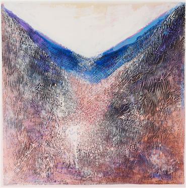 , Hossein Kazemi, Untitled, 1987, 4655