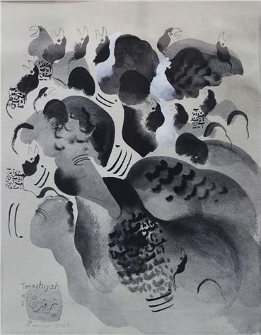 , Mohammadali Taraghijah, Untitled, 2007, 11127