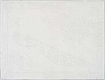 , Reza Lavassani, Curtain 2, 2018, 22195