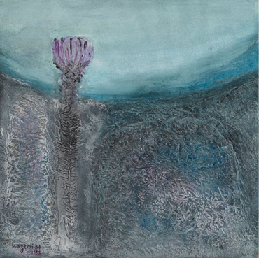 , Hossein Kazemi, Untitled, 1988, 50360