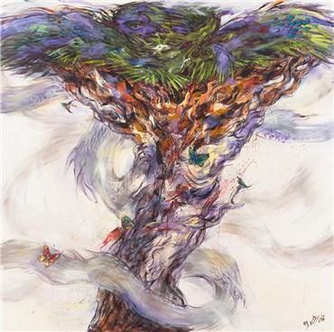 , Niloufar Ghaderinejad, Siavoshan Blood Tree, 2020, 35952