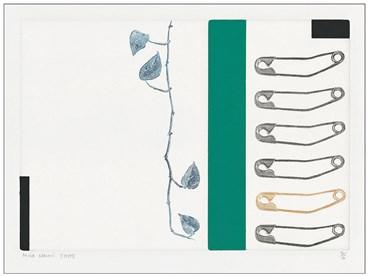 Printmaking, Mina Nouri, Untitled, 2009, 40518
