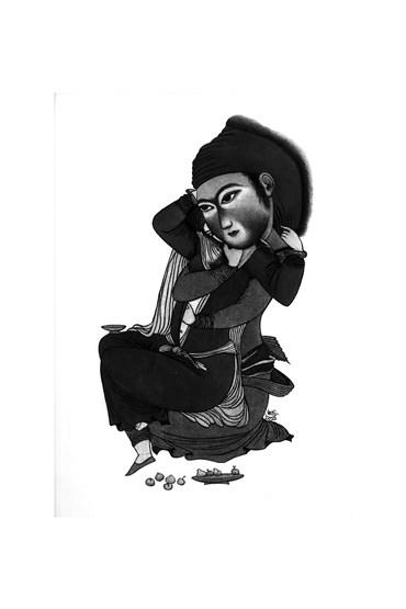, Ghasem Lotfi, Untitled, , 36534