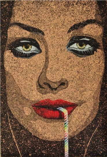 , Elnaz Farajollahi, Virgin Skeleton, 2015, 7360
