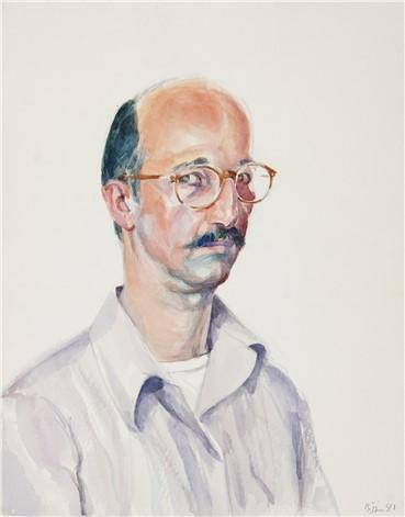 , Bijan Saffari, Untitled, 1980, 19349