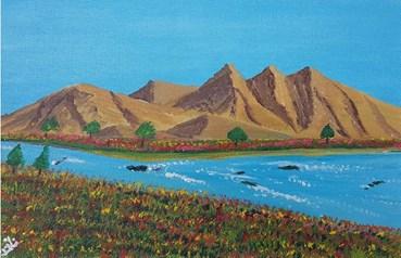 Painting, Nakhoda Abdolrasoul Gharibi, Untitled, 2020, 49111