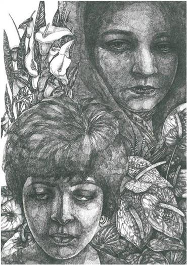 , Niloofar Kasbi, Untitled, 2018, 15703