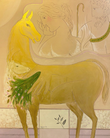 , Bahram Dabiri, Golden Horse, 2019, 47211