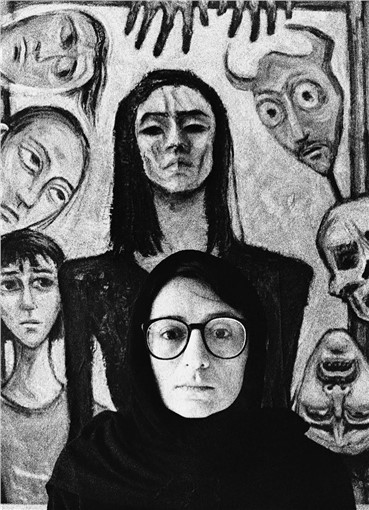 , Maryam Zandi, Samila Amirebrahimi, 1992, 12870
