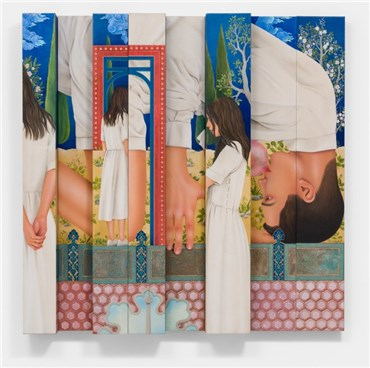 , Arghavan Khosravi, Parallel Lives (2), 2020, 27150