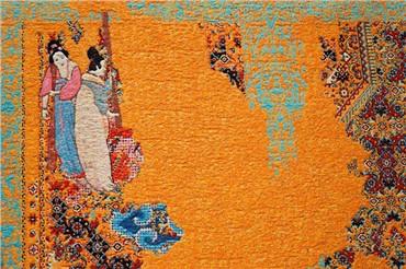 , Neda Razavipour, Silk Road, 2012, 10463