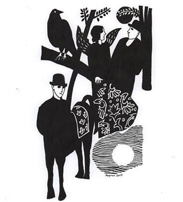 , Keyvan Mahjoor, Untitled, 2014, 17674