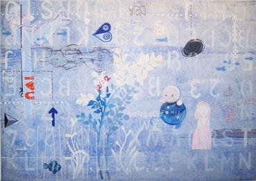 , Jamshid Haghighat Shenas, Untitled, 2009, 2162