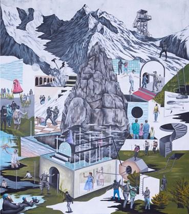 Jinoos Misaghi, Untitled, 2021, 0