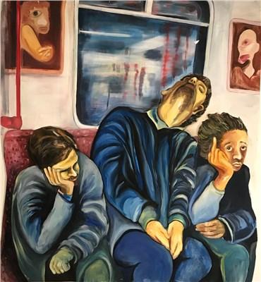 , Reihaneh Hosseini, To Wait..., 2020, 34764