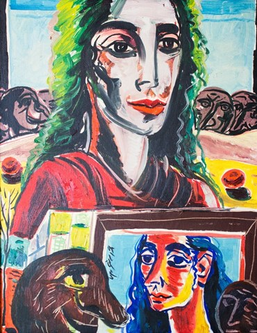 , Manouchehr Safarzadeh, Untitled, , 46003