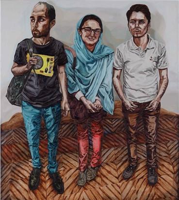 , Shahrzad Monem, Untitled, 2015, 3331