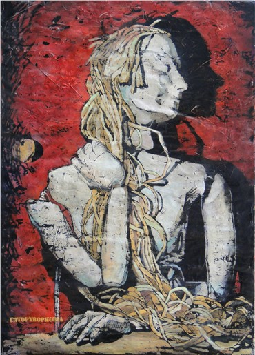 , Marjan Nemati, Catrophobia, 2011, 1280