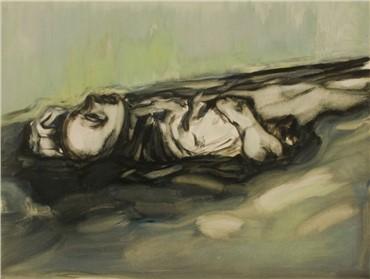 , Nastaran Shahbazi, Body on the Ground, 2015, 1525