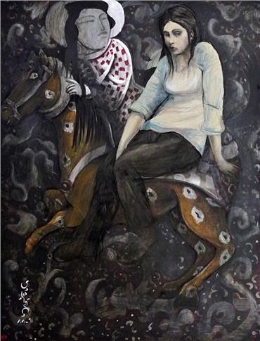 , Mehdi Ahmadi, Untitled, 2012, 12387