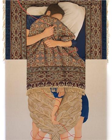 , Arghavan Khosravi, She Had a Dream, 2018, 18358