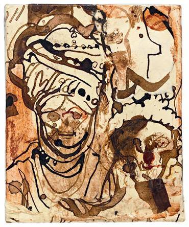 , Ahmad Amin Nazar, Untitled, 2014, 8485