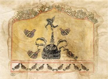 , Mohammad Barrangi, Untitled no. 90, 2020, 48951