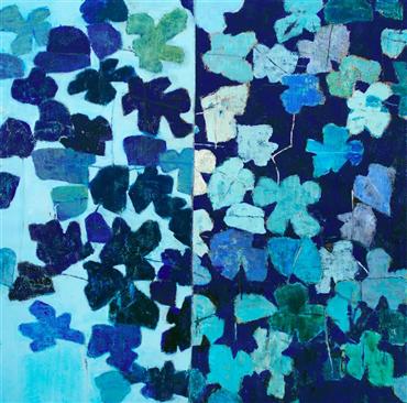 , Reza Derakshani, Every Blue Day and Night, 2010, 26506