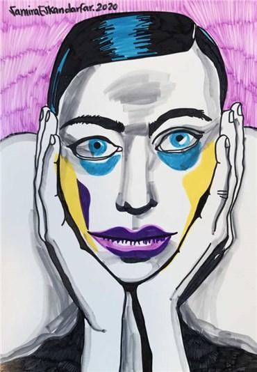 , Samira Eskandarfar, Untitled, 2020, 35759