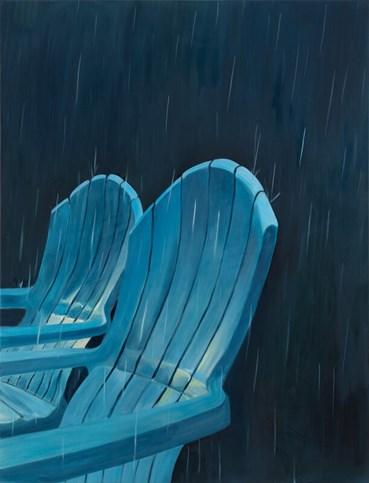 , Aglae Bassens, Evening Rain, 2020, 47932