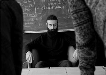 , Parsa KameKhosh, One Hour Contemplation No.7, 2018, 36603
