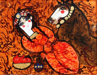 , Nasser Ovissi, Untitled, 2010, 47169