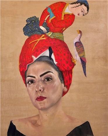 , Bahar Sabzevari, untitled, 2020, 24338