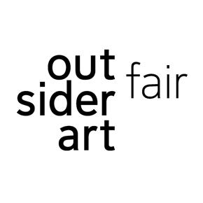 Outsider Art Fair Paris logo