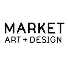 Market Art + Design logo
