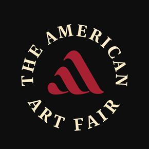 The American Art Fair logo