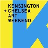 Kensington + Chelsea Art Weekend logo