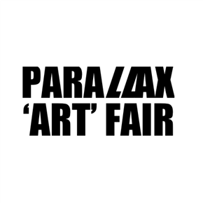 Parallax Art Fair logo