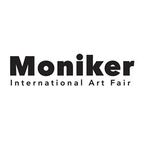 Moniker International Art Fair - London logo