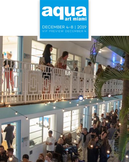 Aqua Art Miami 2019