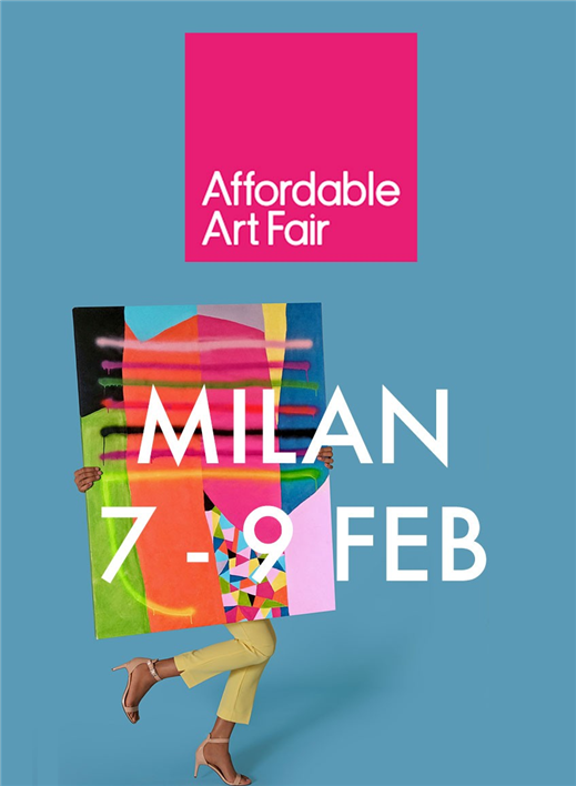 Affordable Art Fair 2020 - Milan