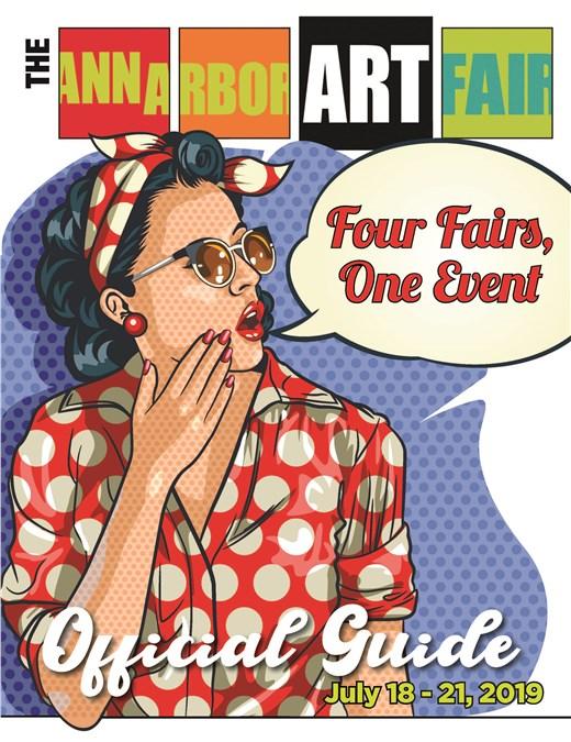 The Ann Arbor Art Fair 2019